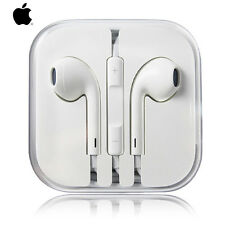 New EarBuds Earphones Headphones Remote For Authentic OEM APPLE iPhone 6 6S Plus