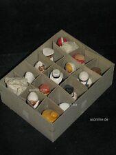 +# A011912_16 Goebel Archiv Muster Miniatur Unsere kleine Stadt Set 16 Figuren