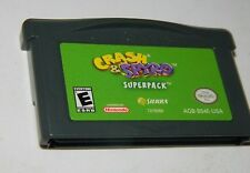 Crash & Spyro Superpack (Nintendo Game Boy Advance) GBA