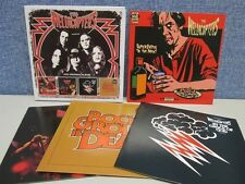 THE HELLACOPTERS 4-CD NEW Supershitty/By Grace of God/Rock Roll/High Visibility