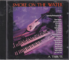 SMOKE ON THE WATER - deep purple tribute CD