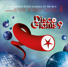 Vol. 9-Disco Giants - Disco Giants (2012, CD NIEUW)2 DISC SET