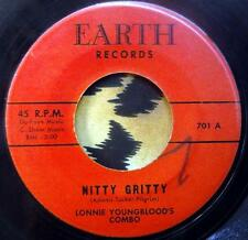 Lonnie Youngblood's Combo Nitty Gritty /  Riverside Rock Earth Records 701