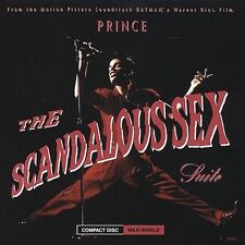 Scandalous Sex Suite by Prince (LIKE NEW)