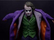 Custom 1/6 Scale Joker 2.0 Full Suit Set For Hot Toys Narrow Shoulder Body