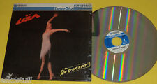 Liza In Concert 1981 Liza Minnelli Laser Disc! Great Music Video Nice See!