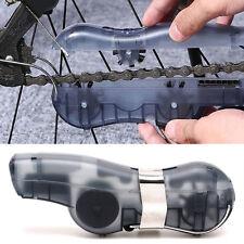 Cycling Bike Chain Cleaner Bike Cleaning Machine Brushes Bicycle Wash Tool New
