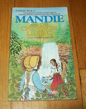 MANDIE AND THE CHEROKEE LEGEND, Mandie Book #2, Lois Gladys Leppard, PB 1983