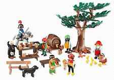 BRAND NEW Playmobil Bandit Feast  - Robin Hood 3627 Merry Men's Feast