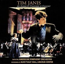 NEW - An American Composer in Concert by Tim Janis