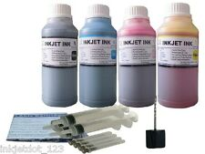 4X250ML Refill Ink for Dell All In One V305 Series 11 15 Cartridge