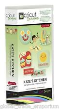 CRICUT Imagine Cartridge KATE'S KITCHEN - For CRICUT IMAGINE Cutting Machines