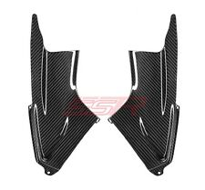 Yamaha R6/R6s Dash Air Duct Ram Tube Panel Cover Fairing 100% Twill Carbon Fiber