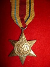 The Africa Star Medal WW2 - Named to Tockley. M Prefix = Indian & Malay Corps