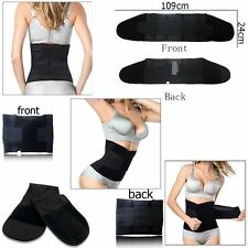 XL Sport Waist Cincher Girdle Belt Body Shaper Tummy Trainer Belly Corsets