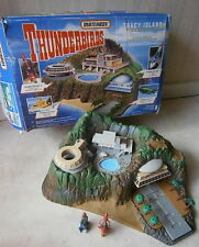 "THUNDERBIRDS Matchbox Tracy Island ""L'île secrète"""