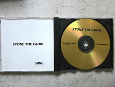 STONE THE CROW - Daylight - Maxi-CDr for promotional use only - Polydor