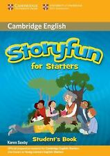 Storyfun for Starters Student's Book by Karen Saxby (2011, Paperback)