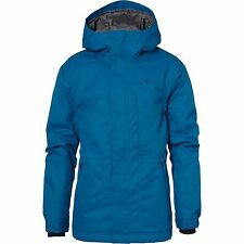 NEW O'Neill District Ski Jacket/Coat- Waterproof- Small/Medium RRP£150 Mens Blue