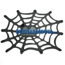 Car Black Cobweb Spider Silicone Gel Cell Phone Sticky Pad Anti Slip Mat Net Web