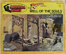 Vintage Indiana Jones Boxed Well of Souls Action Playset MIB with C-5 Box