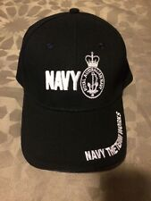 BRAND NEW ROYAL AUSTRALIAN NAVY CAP HAT - COLOR NAVY