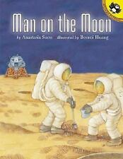 Man on the Moon (Picture Puffin Books) Suen, Anastasia Paperback