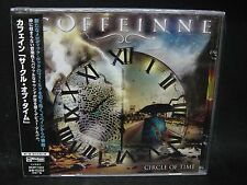 COFFEINNE Circle Of Time JAPAN CD (Import With Obi & Liner) Airless Spain HM !