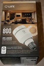 LIFX White 800 Wi-Fi Smart LED Light Bulb,Edison Screw E27