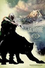 The Sundering: The Companions by R. A. Salvatore (2013, Hardcover) w DJ