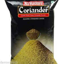 Everest Green Coriander Seed Powder Organic Spices Dhaniya Powder Sealed Foil
