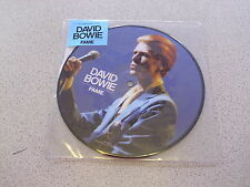 "David Bowie - FAME / Right - Picture 7"" Vinyl Single // Neu // 2015"