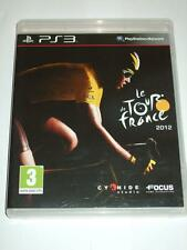 "Le Tour De France 2012  for Playstation 3  PS3   ""FREE UK  P&P"""
