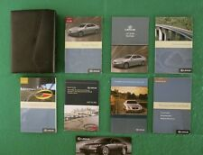 2007 07 Lexus ES 350 Owners Manual, with Navigation, Near New, V1A