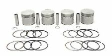 Honda CB750 K 69-76 Piston Kit Rings Wrist Pins   Standard Bore 18-38000WR