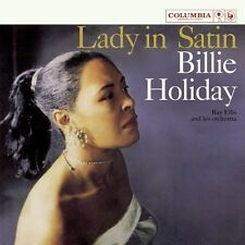 Billie Holiday : Lady in Satin CD (1997) NEW