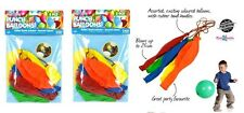 10 ASSORTED COLOUR PUNCH BALLOONS Great Party favorite 100% Brand New