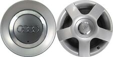 "(1) NEW 2002-2005 Audi A4 B6 CENTER CAP Hub Caps FITS: 16"" Wheels 8E0601165"
