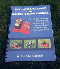 The Layman's Guide To Mamod Steam Engines (Full Colour/Coil Bound) Book