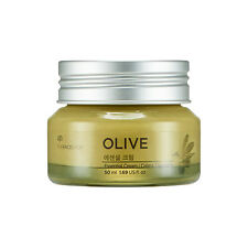 THE FACE SHOP Olive Essential Cream - 50ml (New)