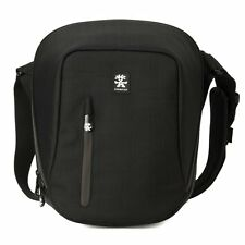 Crumpler Quick Escape 800 Toploader Camera Bag / Case - Dull Black - QE800-001