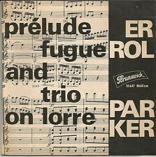 ERROL PARKER Lorre FRENCH EP BRUNSWICK