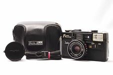 Fuji Flash Fujica Date 35mm AF Black Film Point & Shoot Camera from Japan