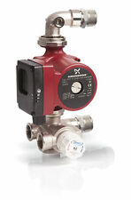 Grundfos Water Underfloor Heating Manifold Pump mixing valve unit
