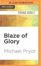The Laws of Magic: Blaze of Glory by Michael Pryor (2016, MP3 CD, Unabridged)