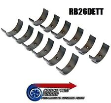 NUOVO Set di qualità fine MAXI / Rod Bearings STD dimensioni-per R32 GTR a SKYLINE RB26DETT