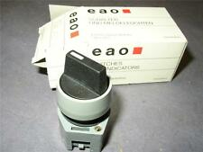 new EAO  704.410.0 Rotary Cam Switch  6M3