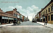 HIBBING MN VIEW OF PINE STREET AND THIRD AVE
