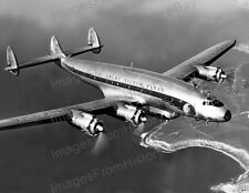 8x10 Print Eastern Lockheed L-749 Constellation Connie1950 #121