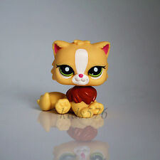 Rare Hasbro Cute LPS Littlest Pet Shop Lovely Yellow Baby Dog Doll Figure New